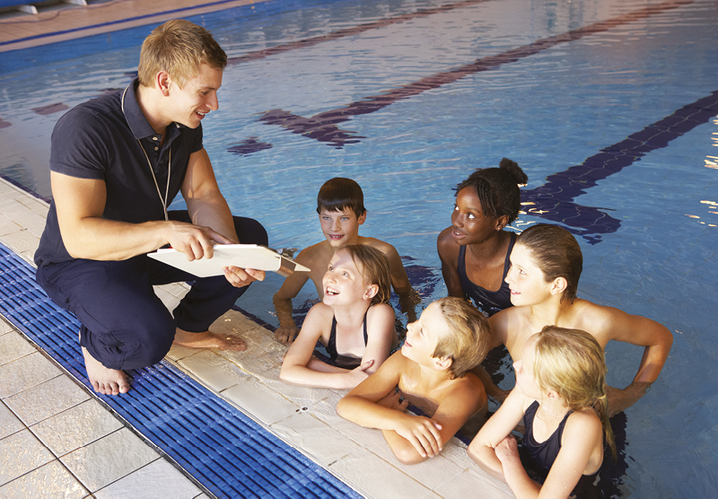Junior Swimming Lessons