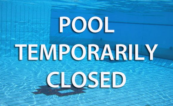 Temporary Pool Restrictions and Closure