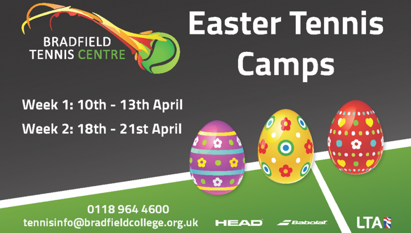 Easter Tennis Camps Now Booking