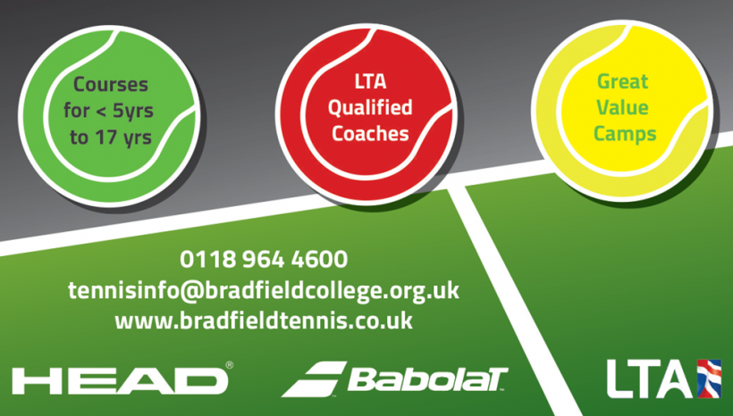Half Term & Summer Tennis Camps