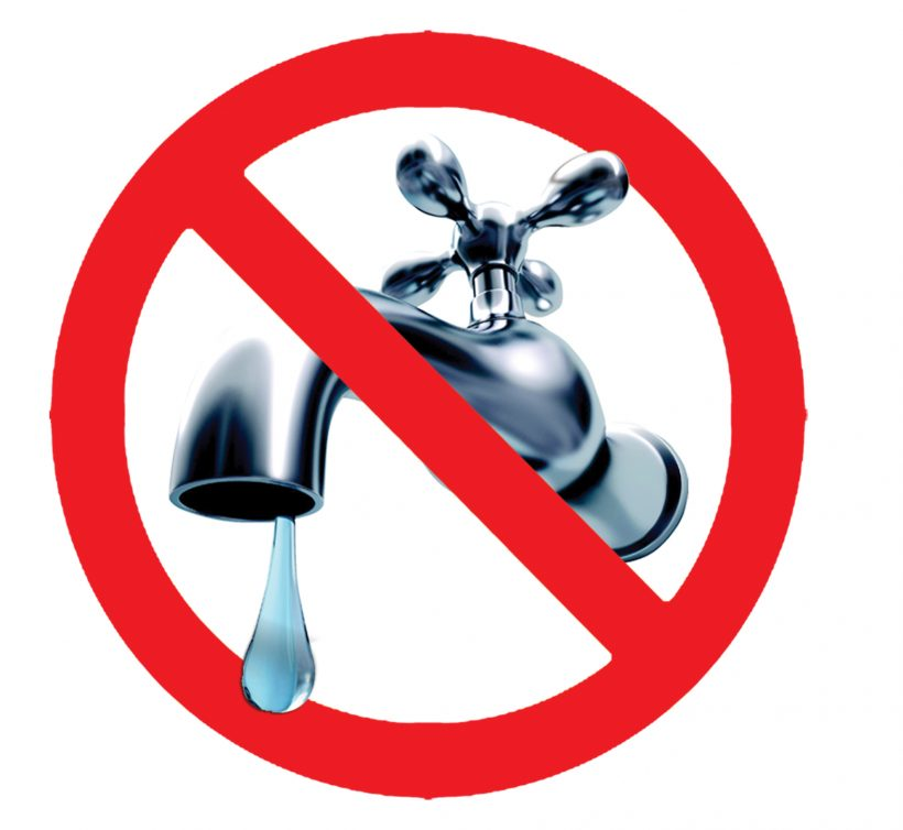 No Running Water Tuesday 24th October 2pm – 5pm