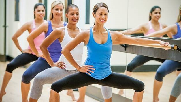 New Barre Fitness class