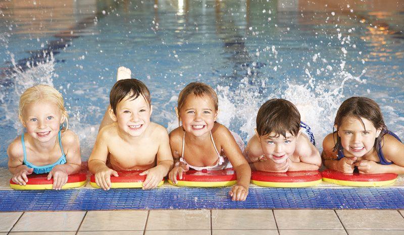 Junior Swimming lesson re-enrollment