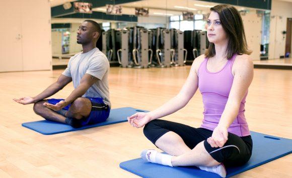 Extra Yoga class